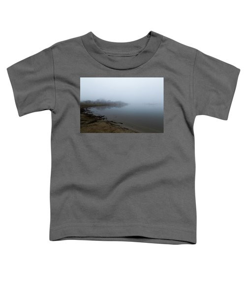 Quarry Lake - The Fog Series Toddler T-Shirt