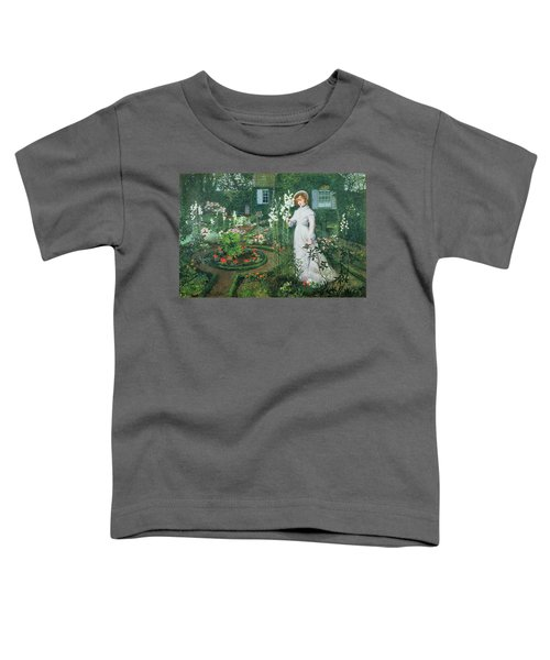 Queen Of The Lilies Toddler T-Shirt