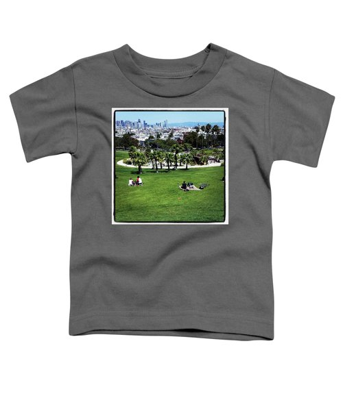 Toddler T-Shirt featuring the photograph Quiet At #doloresgaybeach by Mr Photojimsf