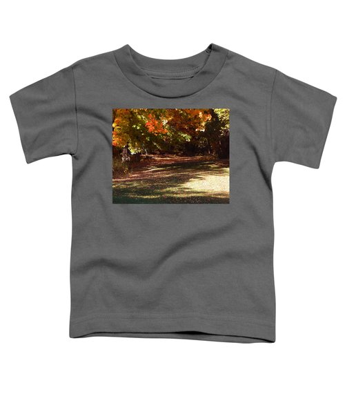Quiet Picnic Place Toddler T-Shirt