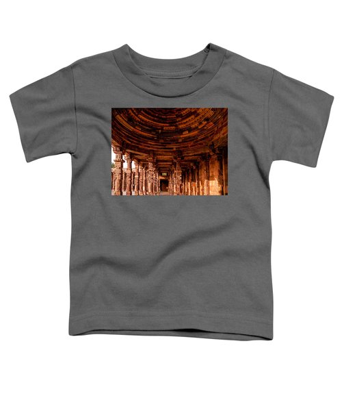 Qutub Minar Toddler T-Shirt