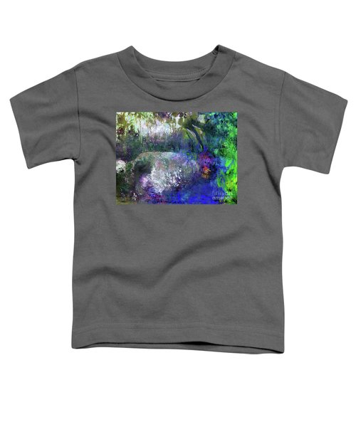 Rabbit Reflection Toddler T-Shirt
