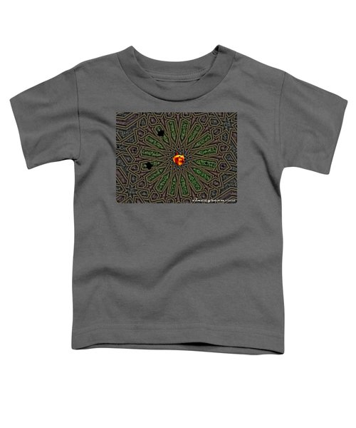 Race For Time In A Space Toddler T-Shirt