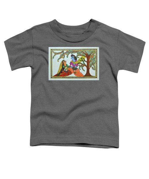 Radha Krishna  Toddler T-Shirt
