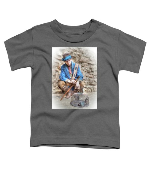 Ragged Victorians - The Rat Catcher Toddler T-Shirt