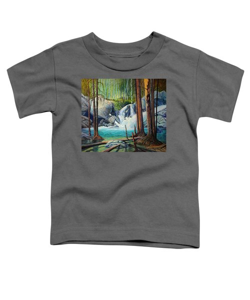 Raging Solitude Toddler T-Shirt