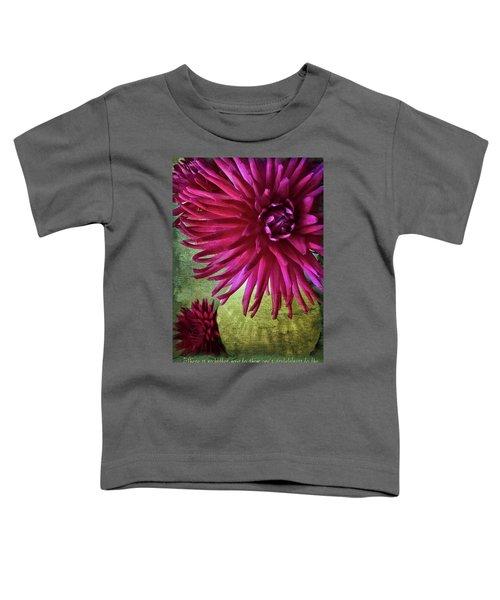 Rai Love Toddler T-Shirt