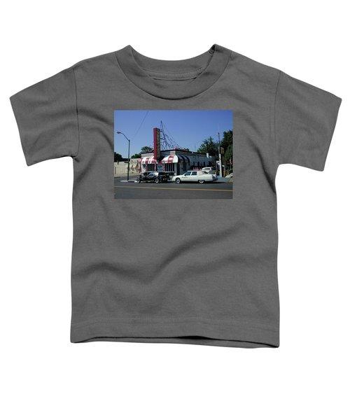 Toddler T-Shirt featuring the photograph Raifords Disco Memphis A by Mark Czerniec