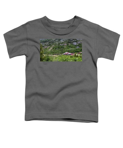 Railroad To The Yukon Toddler T-Shirt