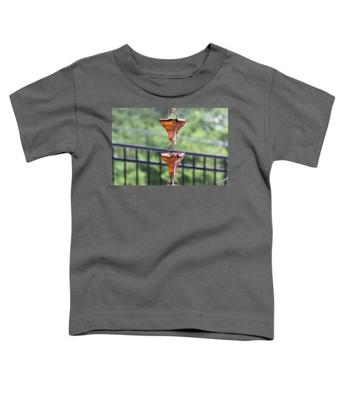 Rain Chains Toddler T-Shirt