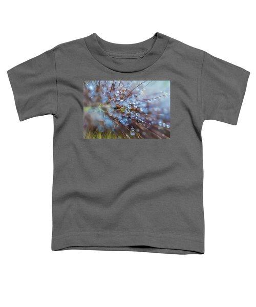 Rain Drops - 9751 Toddler T-Shirt