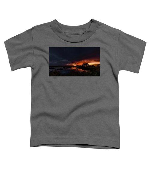 Rain Or Shine -  Toddler T-Shirt