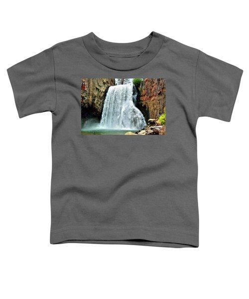 Rainbow Falls 16 Toddler T-Shirt