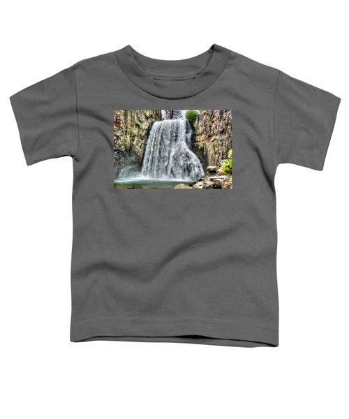 Rainbow Falls 7 Toddler T-Shirt