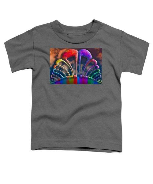 Rainbow Hill Toddler T-Shirt
