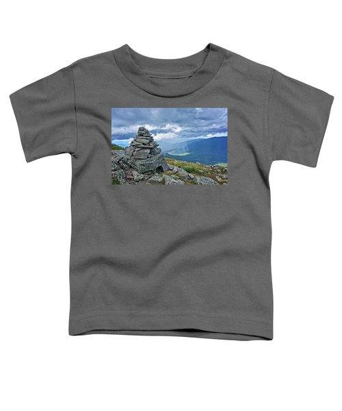 Rainbow In The Mist Nh Toddler T-Shirt