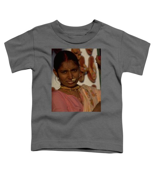 Toddler T-Shirt featuring the photograph Rajasthan by Travel Pics