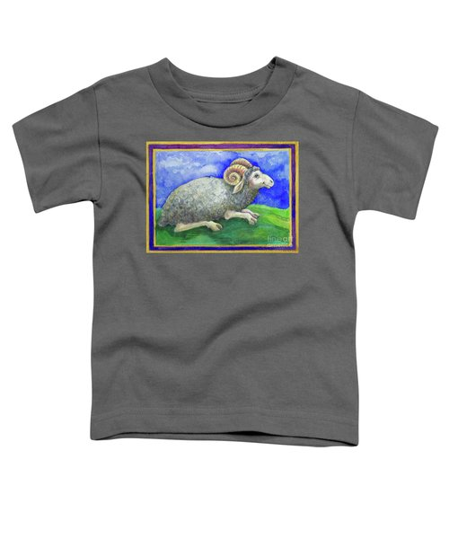 Ram Toddler T-Shirt