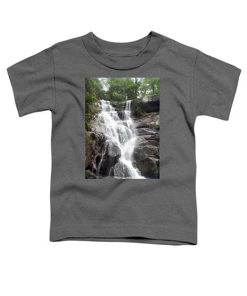 Ramsay Cascade Smoky Mountains National Park Toddler T-Shirt