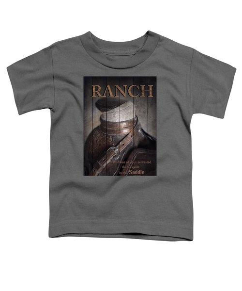 Ranch Toddler T-Shirt