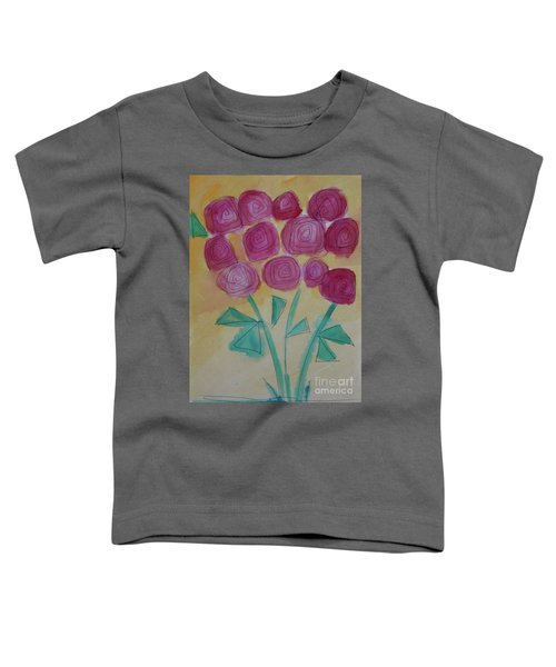 Randi's Roses Toddler T-Shirt