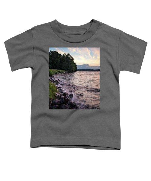 Rangeley Lake State Park In Rangeley Maine  -53215-53218 Toddler T-Shirt