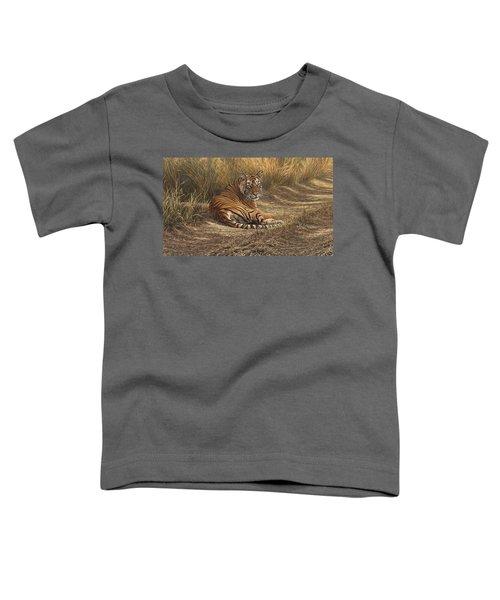 Ranthambore Roadblock Toddler T-Shirt