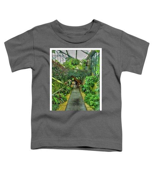 Raptor Seen In Kew Gardens Toddler T-Shirt