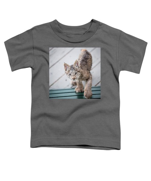 Does Click Mean Edible Toddler T-Shirt