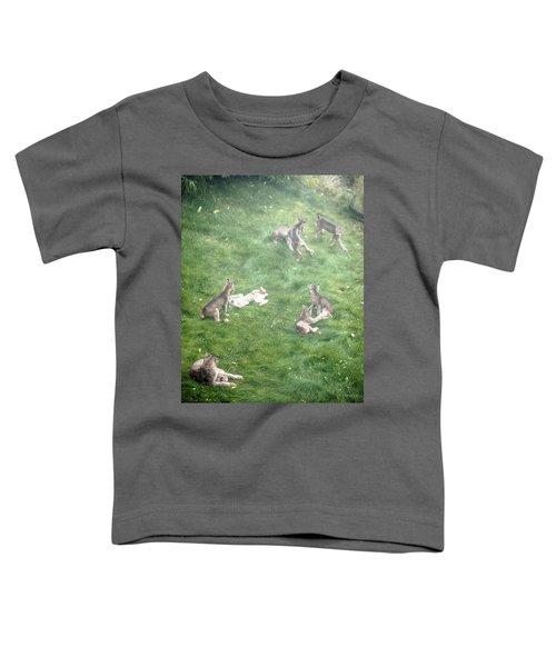 Play Together Prey Together Toddler T-Shirt