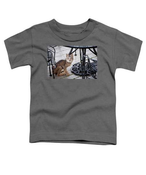 Are You Looking At Me Toddler T-Shirt