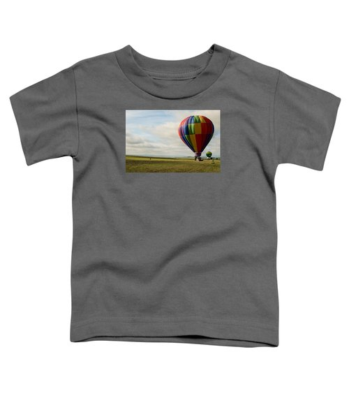 Raton Balloon Festival Toddler T-Shirt