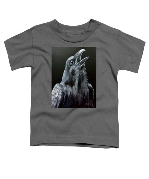 Raven Song Toddler T-Shirt