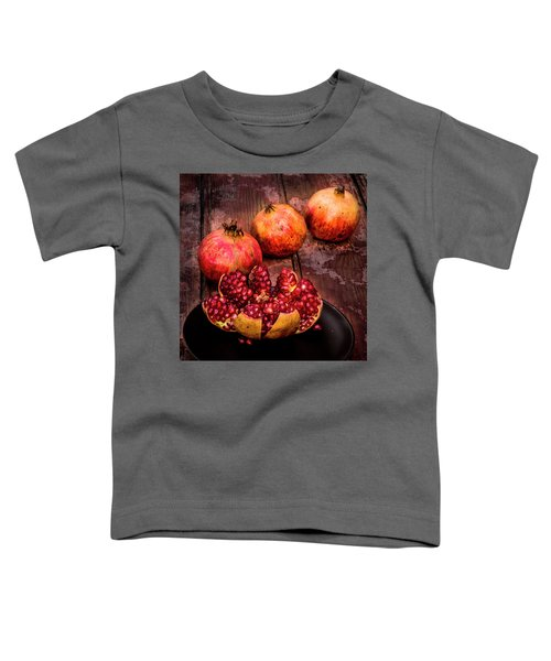 Ready To Eat Toddler T-Shirt