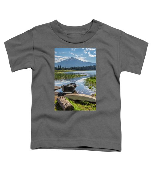 Ready To Fish Toddler T-Shirt