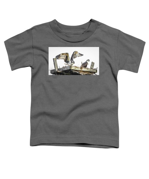 Ready To Fly Toddler T-Shirt
