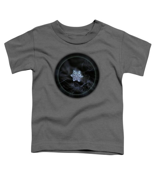 Real Snowflake - 2017-12-07 1 Toddler T-Shirt