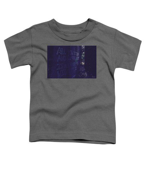 Reality Gap Toddler T-Shirt