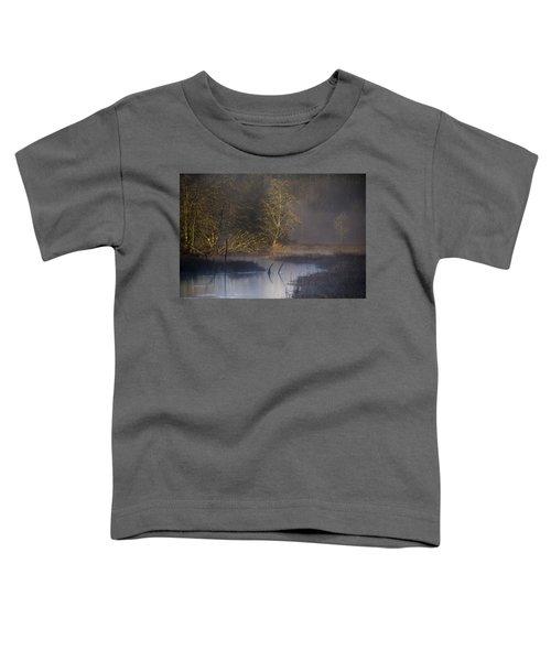 Red Alder Along Colewort Creek Toddler T-Shirt