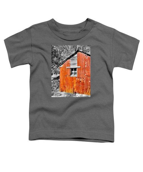 Red Armor Toddler T-Shirt