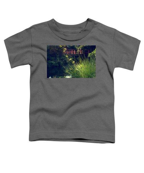 Red At Kubota Toddler T-Shirt