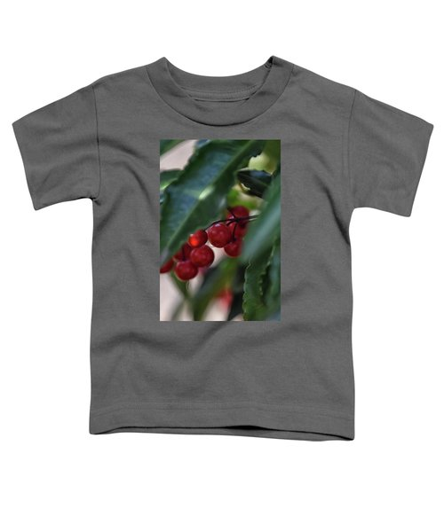 Red Berry Toddler T-Shirt