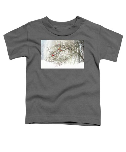 Red Bird Convention Toddler T-Shirt