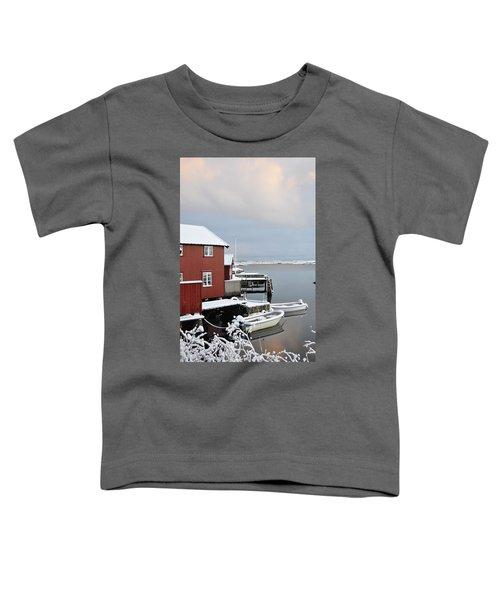 Boathouses Toddler T-Shirt