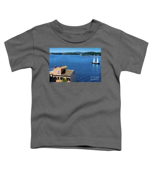 Red Bull Air Show, Rovinj, Croatia Toddler T-Shirt