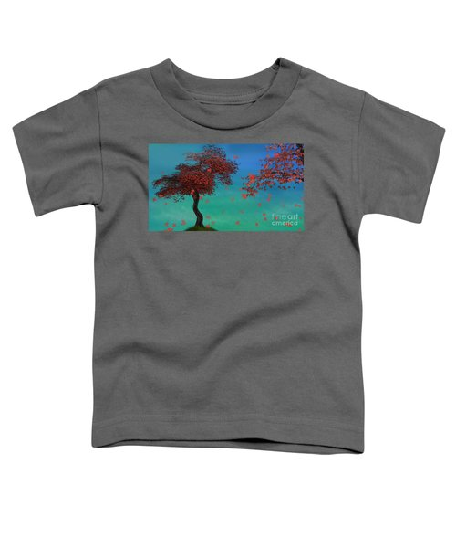 Red Maples Toddler T-Shirt