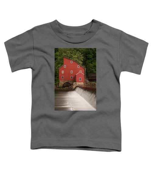 Red Mill Clinton New Jersey Toddler T-Shirt