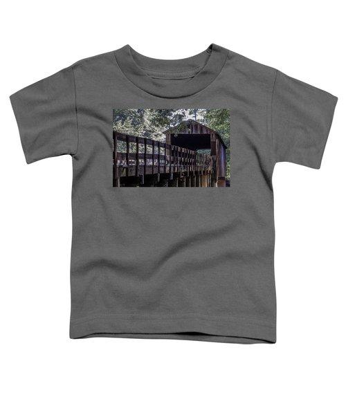 Red Oak Creek Bridge Toddler T-Shirt
