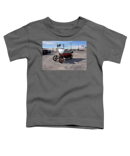 Red Roadster Toddler T-Shirt