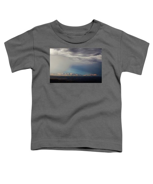 Red Rock Monsoon Toddler T-Shirt